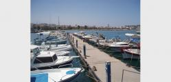 Floating pontoons at Marina of Rethimno, N. METAXAKIS